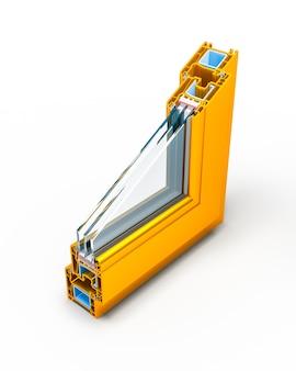 Окна из пвх профиля с тройным остеклением