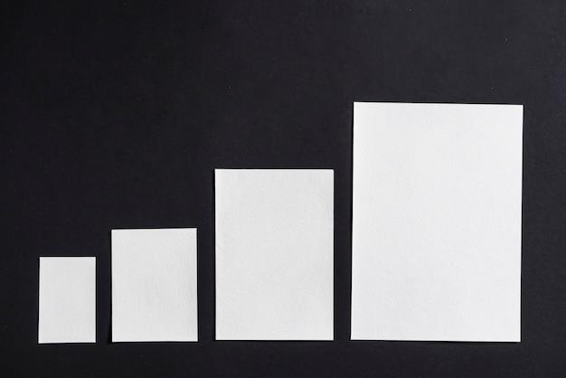 Увеличение размера пустой бумаги в строке