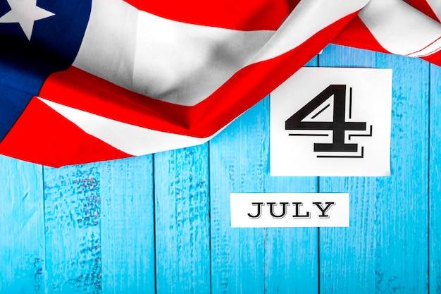 Sfondo del giorno dell'indipendenza