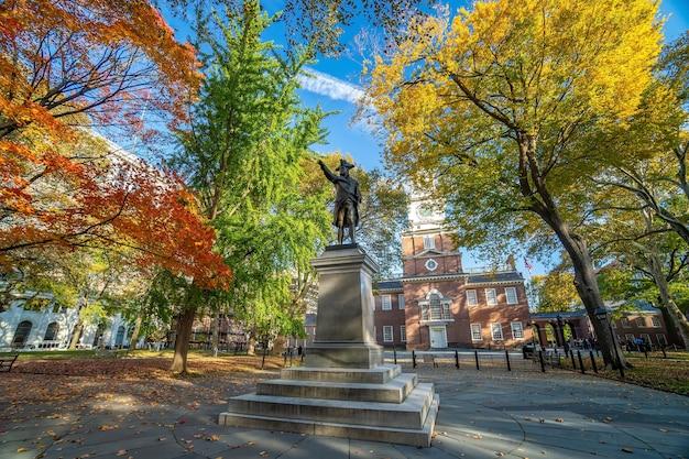 미국 펜실베니아주 필라델피아 독립기념관