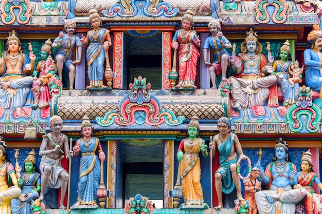 Индия индус в малайзии.