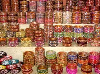 Indian bangles, jewelry