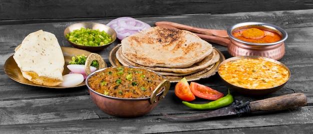 Indian cuisine sev tamatar