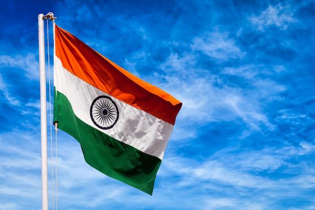 인도의 인도 국기