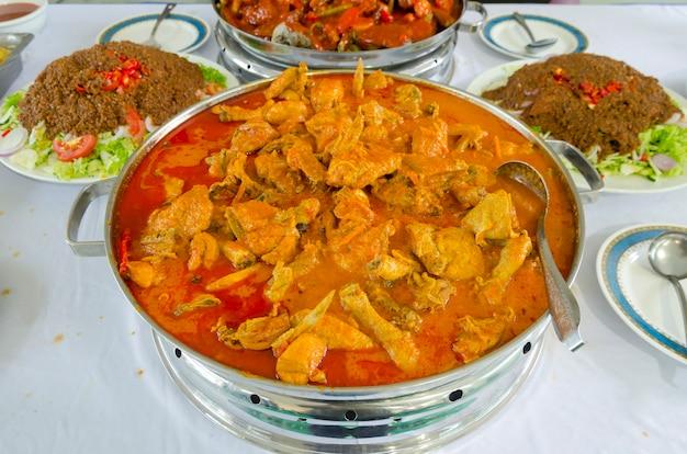 Indian food specialties