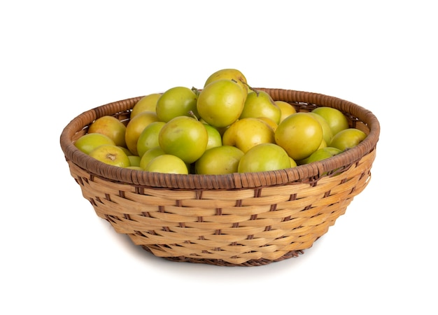 Indian fresh jujube also known as jujube