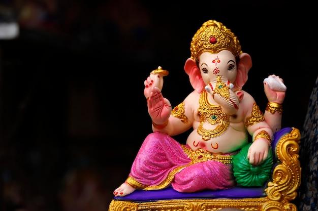 インドのガネーシャ祭、主ガネーシャ