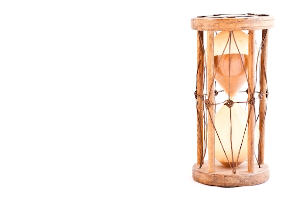 Indian hourglass, beginning of xix century. private collection.