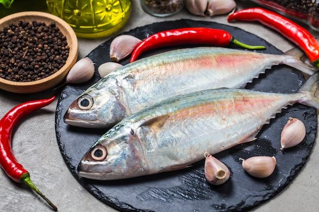 インド洋サバ(rastrelliger kanagurta)