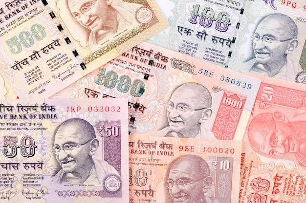 Indian money, a business background