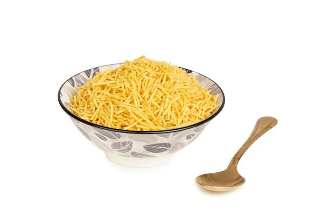 Indian namkeen food aloo