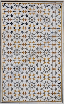 Indian star pattern