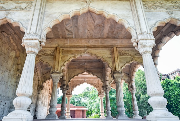 Indian style arches
