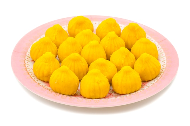 Indian sweet food modak