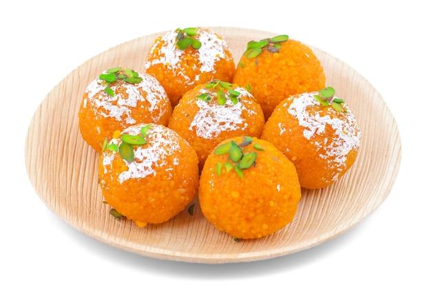 Indian sweet motichoor