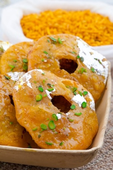 Indian traditional sweet kachori