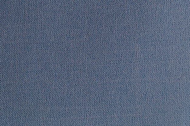 Indigo fabric cloth polyester texture and textile background.