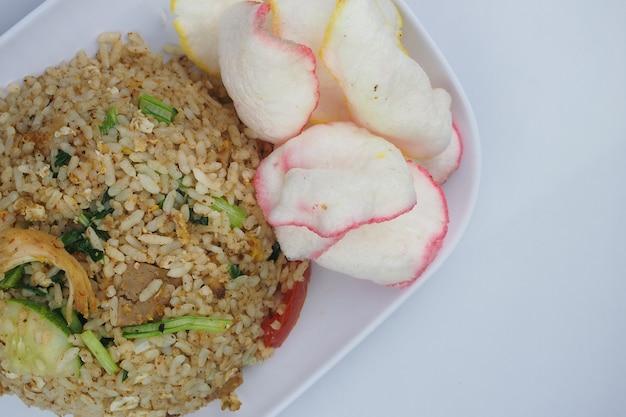 Индонезийский жареный рис