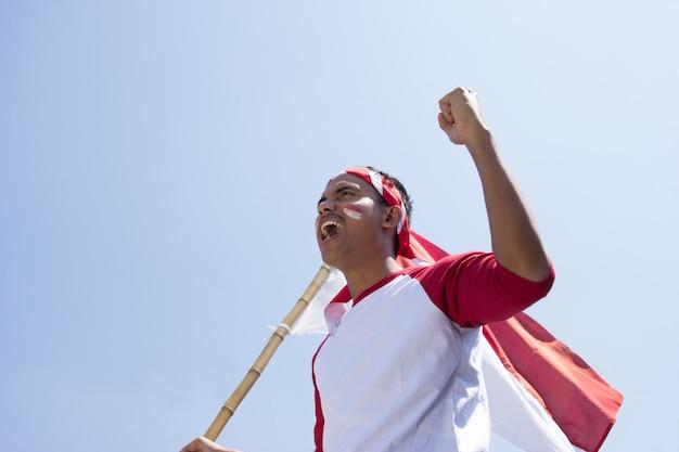 Indonesian independence day celebration