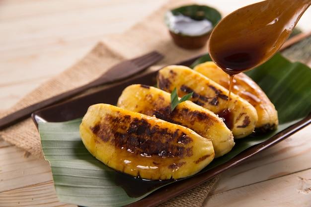 インドネシアの伝統的な料理の繊細さ