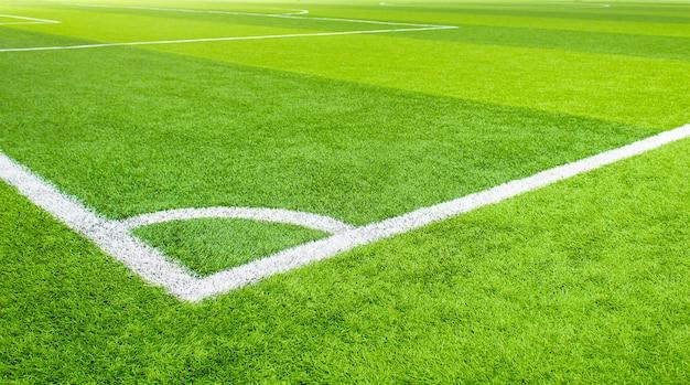 Крытый футбол, футбольное поле с искусственной травой