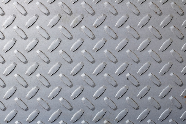 Industrial gray metal texture