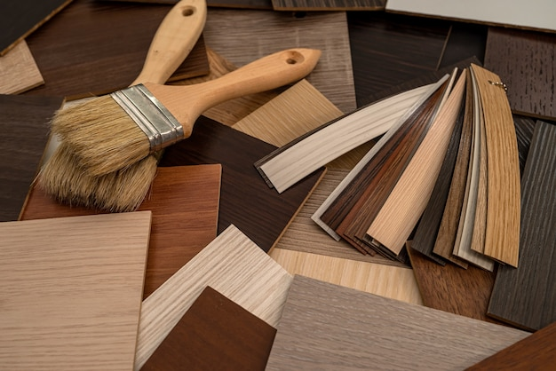 Industry construction material for renovation house, choice