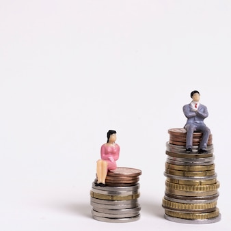 Inequality between man and woman in payment
