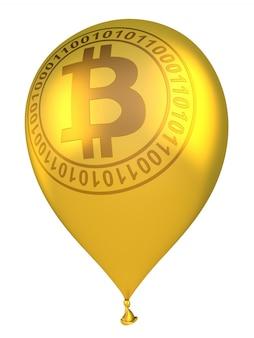 ビットコインとインフレータブルボール