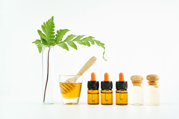 Ingredients of skin care products