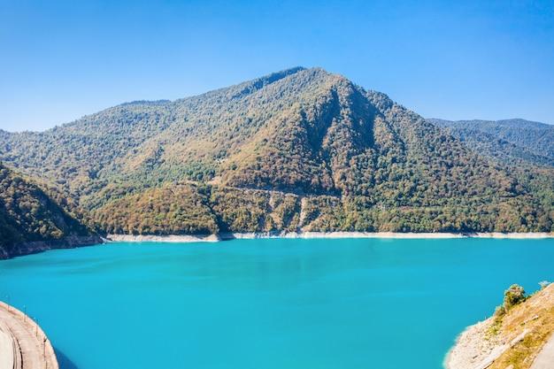 Inguri貯水池、ジョージア