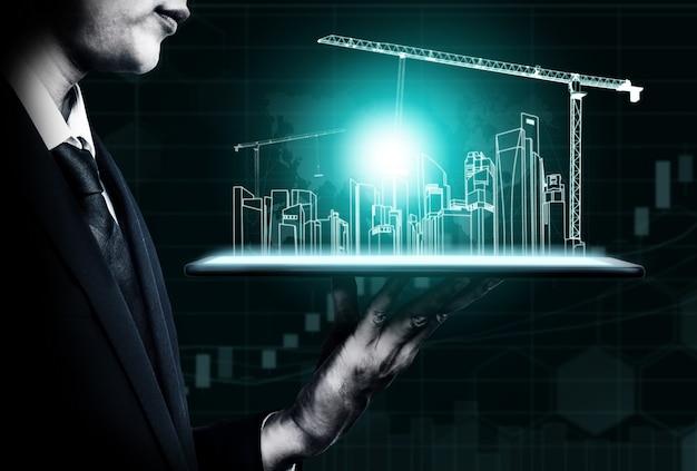 혁신적인 건물 건축 및 엔지니어링.