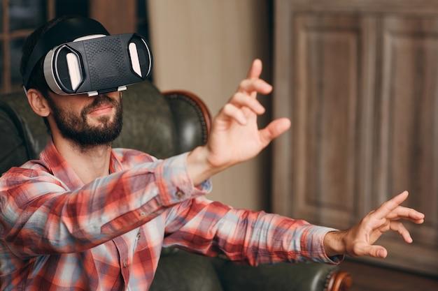 イノベーションバーチャルリアリティエンターテインメントサイバースペーステクノロジーゲームコンセプト