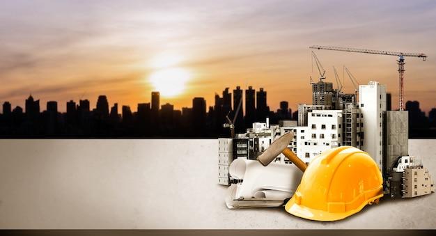 Инновационная архитектура и план гражданского строительства