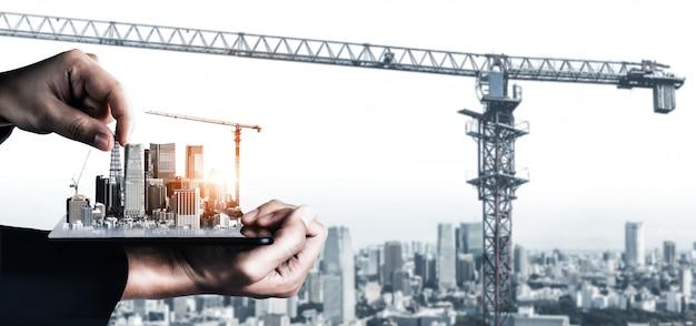 革新的な建築と土木計画