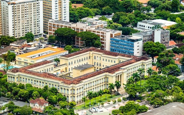 Instituto benjamin constant в урке, рио-де-жанейро