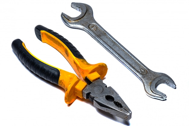 Insulated pliers tool for electrician