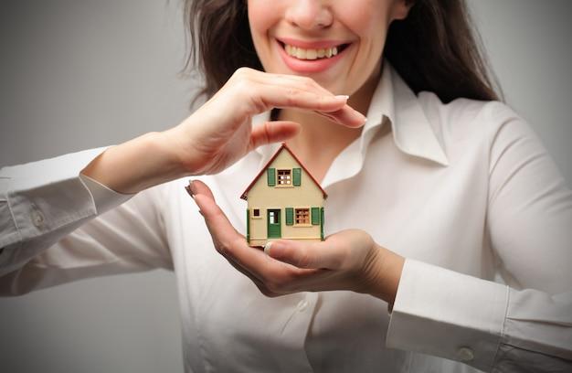 家のための保険