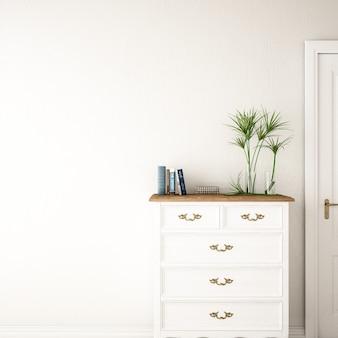 빈티지 스타일의 거실 인테리어 디자인