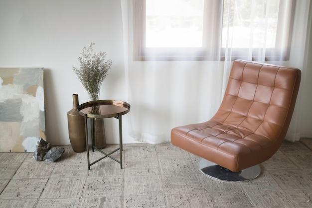 Interior design multipurpose table in modern style