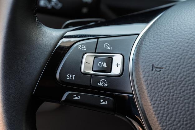Interior design new auto