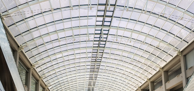 Interior detail in building
