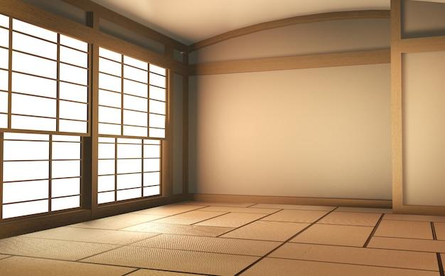 Interior  japan room design japanese