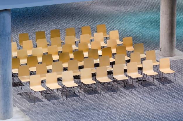 회의장 내부