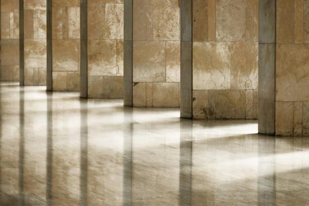 모스크의 내부