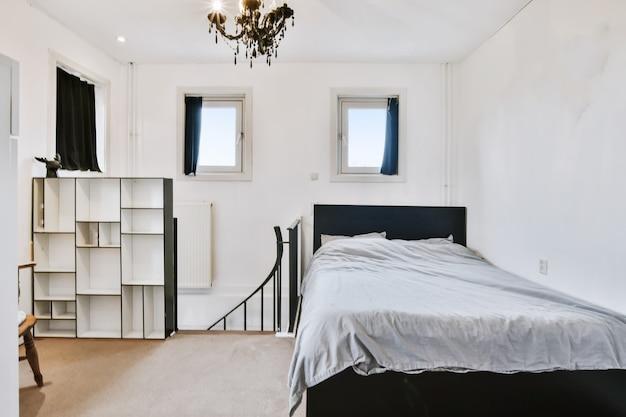 Интерьер стильной спальни