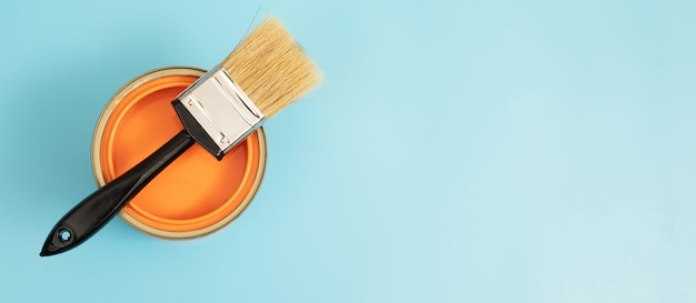 Interior paints contain a large amount of acrylic therefore the texture of the color is delicate a