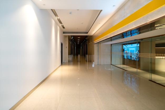 デパートの内部空間