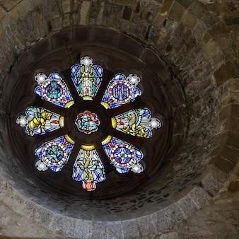 Внутренний вид собора святого давида в пембрукшире