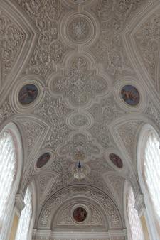 エルミタージュ美術館サンクトペテルブルクロシアの内部